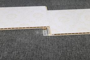 临沂石塑墙板厂家 家装餐厅快装板