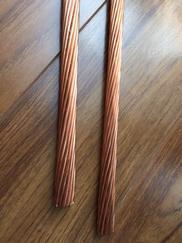 镀铜钢绞线、铜覆钢圆线