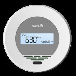"""海林""""原点""""CO2-VOC 墙装型监测传感器使用说明"""
