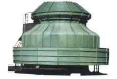 玻璃钢逆流式冷却塔