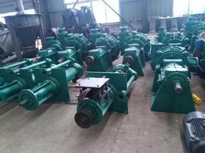 湖北天门水泵厂家超耐磨渣浆泵液下泵抽砂泵压滤机泵