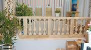 洞石栏杆柱MCS208