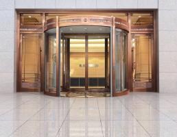 西安玻璃门自动门维修制作