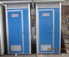 彩钢直排式厕所普通厕所简易厕所