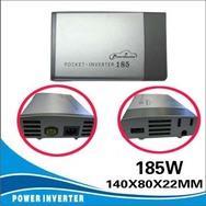 蓝科正品185W超薄分体汽车电源转换器/车载逆变器/变压器/逆变电源