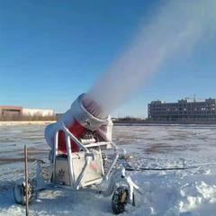 冰雪乐园滑雪场人工造雪机设备诺泰克品牌
