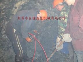 最新的隧道掘进,开挖岩石设备石头破开器