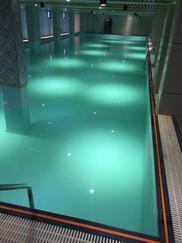 游泳池施工规划设计