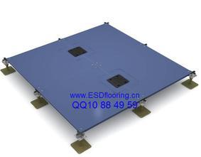 OA智能网络架空地板