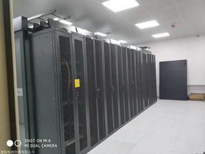数据中心机房工程会议大屏系统、照明系统检测