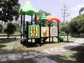 深圳小區娛樂設施及兒童滑滑梯安裝廠家