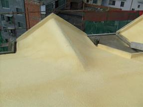 聚氨酯屋面保温