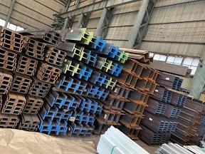 W系列美标H型钢加硼销售-欧标工字钢库存-日标角钢图片信息