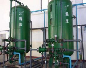 规格齐全的水处理离子交换设备