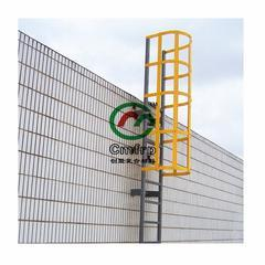 江苏创盟供:玻璃钢工业爬梯 FRP复合爬梯