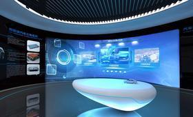 数字化展厅/企业展厅/产品展厅/展厅装饰/装饰工程/