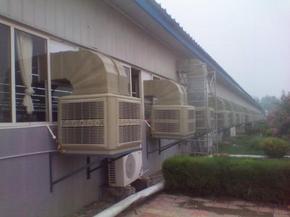 巖棉廠車間降溫排熱專業方法