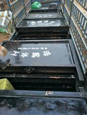 农灌河道双向止水铸铁闸门厂家