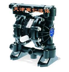 塑料材质口径1/2英寸气动隔膜固瑞克一级代理商