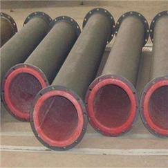 衬胶钢管 脱硫衬胶钢管 耐磨衬胶钢管