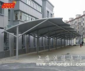 铝合金停车棚上海铝合金车篷厂家