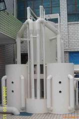 泳池设备—重力式无阀过滤器