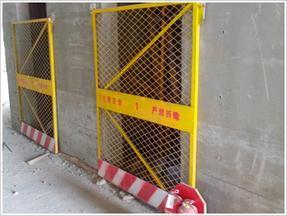 天津电梯防护网