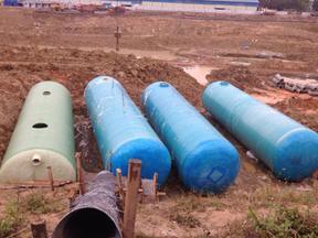 南宁碧昂玻璃钢雨水收集系统