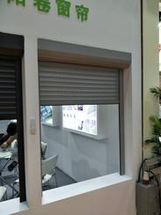 欧式铝合金卷帘窗