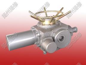 阀门电动装置DZW120-WT调节型控制器