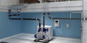 地下室污水强排设备
