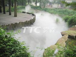 TTC人造雾设备供应(九月森林项目)
