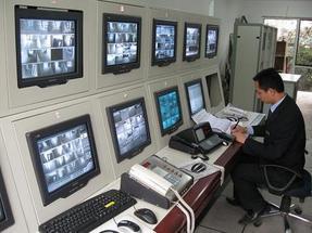 广州监控系统闭路监控系统硬盘录像机