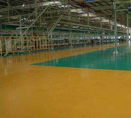 广东环氧平涂面漆 环氧树脂地坪涂料 地坪漆施工