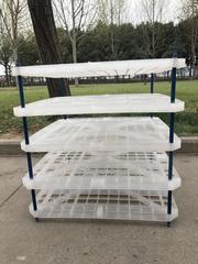810冷却塔塑料网格板常用规格
