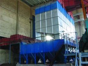 电除尘器的改造技术除尘器