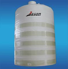赣州耐酸碱20吨PE水箱储罐加药箱厂家杰森容器直销