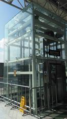 钢结构电梯井道,加建电梯井道安装