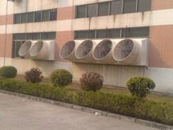 供应玻璃钢喇叭扇、车间通风设备、通风工程/排风扇20090318