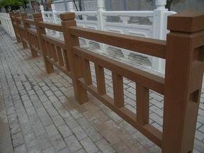 仿木栏杆的款式?河南仿木栏杆厂家科普水泥仿木栏杆让你不再感觉到陌生!