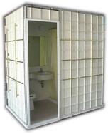 供应海尔、酒店宾馆玻璃钢整体卫生间