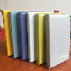 玻璃棉布艺软包吸音板