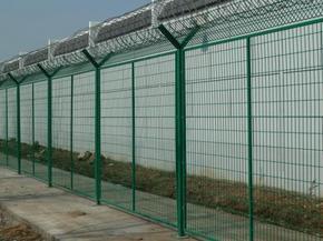 监狱防护网,监狱防攀爬钢网墙