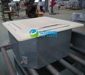 卡式四面出风风机盘管FP-68KM 强制排水智能型