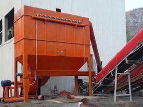 河北石料厂除尘器生产厂家,高品质可定做