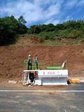客土喷播绿化施工中的要点