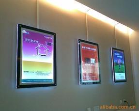 LED灯箱、超薄广告灯箱、莱特镁灯箱设计