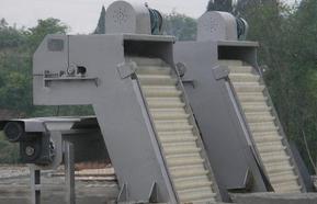 长江牌移动式格栅除污机