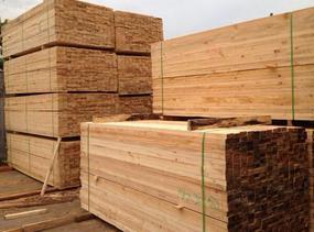 桂林建筑木方 松木方条 杉木方条 工地木方