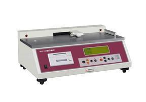 MXD-01肉制品包裝卷膜摩擦系數儀